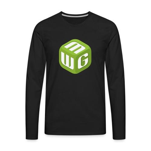 MiniWarGaming T-Shirt (L) Men's Fruit of the Loom - Men's Premium Long Sleeve T-Shirt