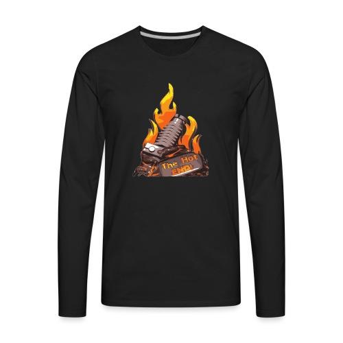 The Hot End Official T - Men's Premium Long Sleeve T-Shirt