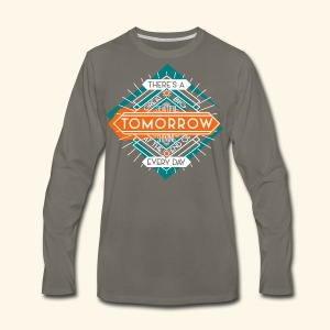 Carousel's Promise - Men's Premium Long Sleeve T-Shirt