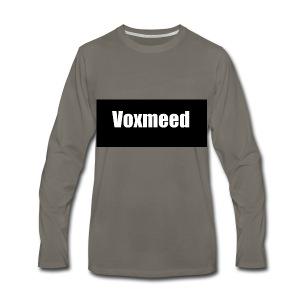 VOXMEED - Men's Premium Long Sleeve T-Shirt