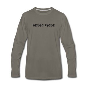 Music House - Men's Premium Long Sleeve T-Shirt