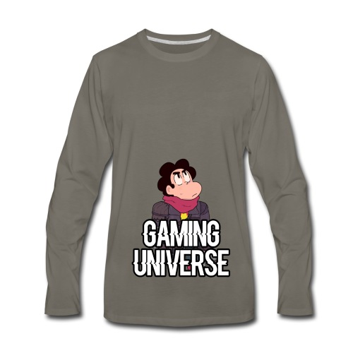Gaming Universe SU T-Shirt - Men's Premium Long Sleeve T-Shirt