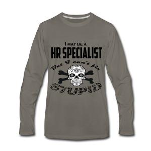 HR specialist - Men's Premium Long Sleeve T-Shirt