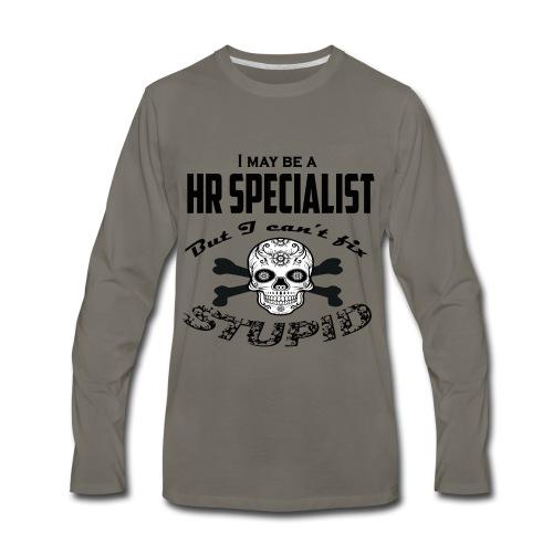 HR specialist - Men's Premium Long Sleeve T-Shirt