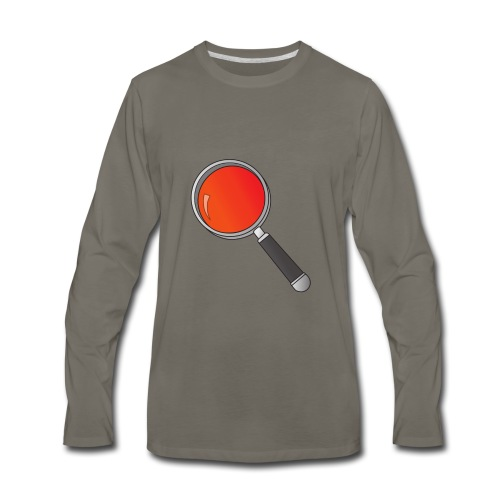RedishPlot - Men's Premium Long Sleeve T-Shirt