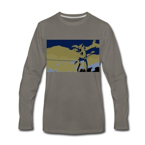 Renamon - Men's Premium Long Sleeve T-Shirt