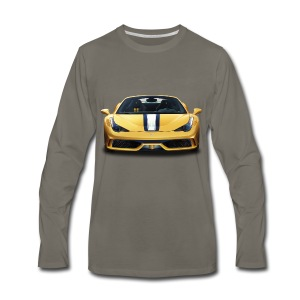Ferrari 458 Speciale - Men's Premium Long Sleeve T-Shirt