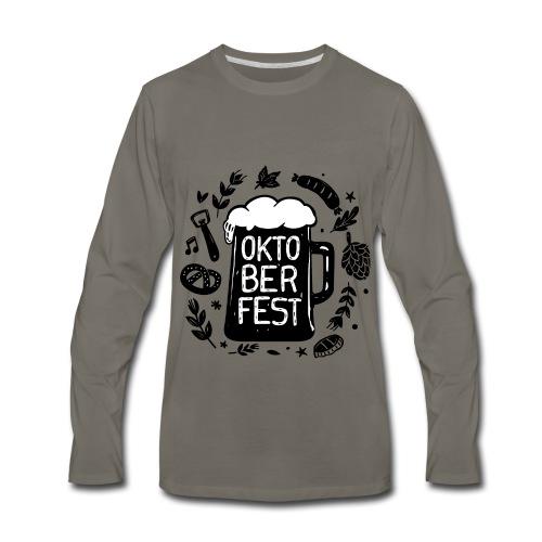 Oktoberfest - Men's Premium Long Sleeve T-Shirt