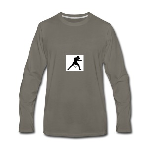 ZAZOUB - Men's Premium Long Sleeve T-Shirt