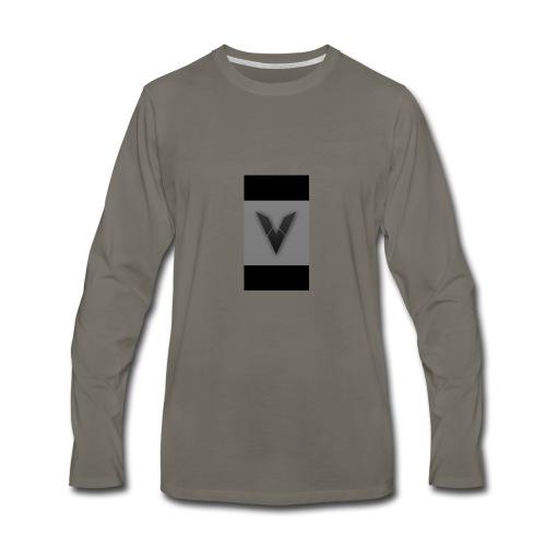 Vexas logo - Men's Premium Long Sleeve T-Shirt
