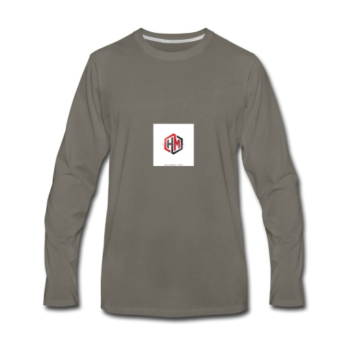 My Cool Stuff - Men's Premium Long Sleeve T-Shirt