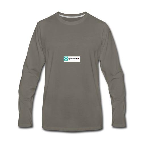 spreadshit - Men's Premium Long Sleeve T-Shirt