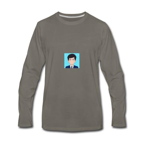 Team Logos - Men's Premium Long Sleeve T-Shirt