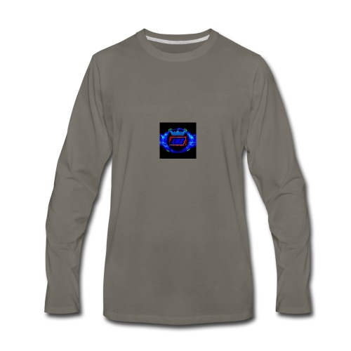 logo_3 - Men's Premium Long Sleeve T-Shirt