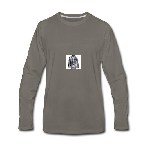 Full sleeves shirt - Men's Premium Long Sleeve T-Shirt