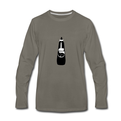 GX2000 KETCHUP DESIGN SPORTS WEAR - Men's Premium Long Sleeve T-Shirt