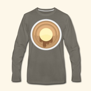 Pancake time - Men's Premium Long Sleeve T-Shirt