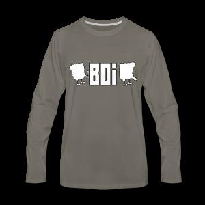 Boi Meme - Men's Premium Long Sleeve T-Shirt