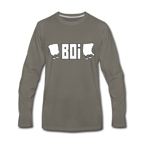 Boi Meme - Men's Premium Long Sleeve T-Shirt