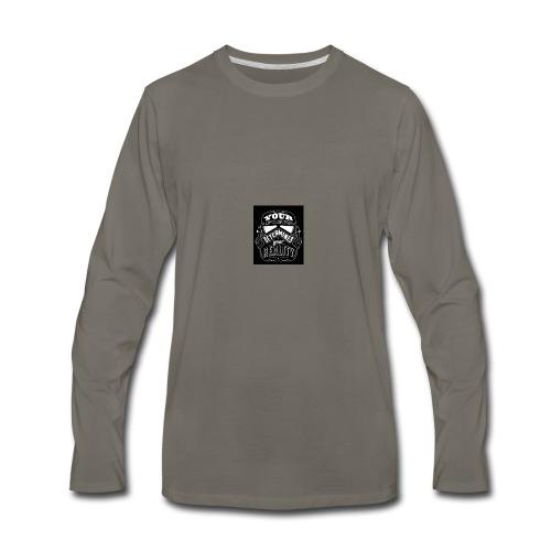 Quote - Men's Premium Long Sleeve T-Shirt
