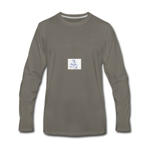 danh-ngon-tieng-anh-ve-cuoc-song-1 - Men's Premium Long Sleeve T-Shirt