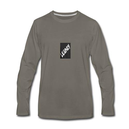 Legacy Brand Co - Men's Premium Long Sleeve T-Shirt