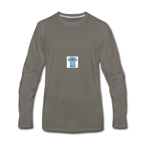 tie_dye_t-shirt - Men's Premium Long Sleeve T-Shirt