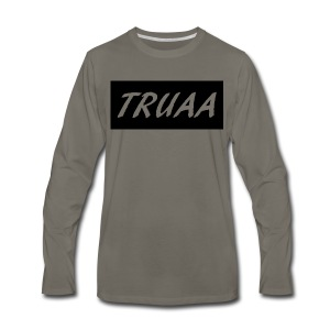 truaa - Men's Premium Long Sleeve T-Shirt