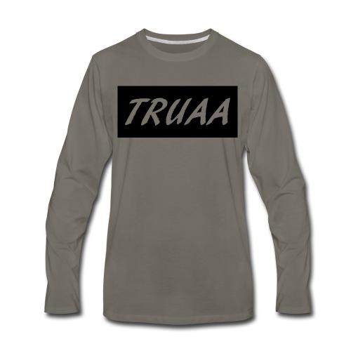 truaa - Men's Premium Long Sleeve T-Shirt