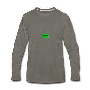 my logo merch - Men's Premium Long Sleeve T-Shirt