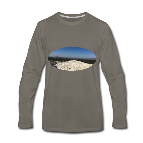 Rock - Men's Premium Long Sleeve T-Shirt