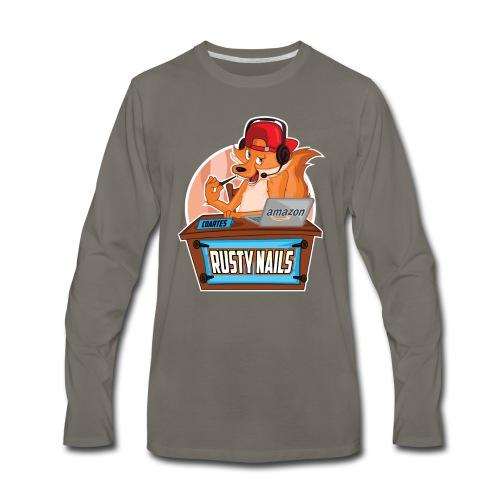 Rusty Nails - Men's Premium Long Sleeve T-Shirt