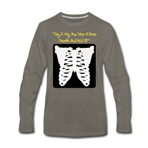 CXR - Men's Premium Long Sleeve T-Shirt