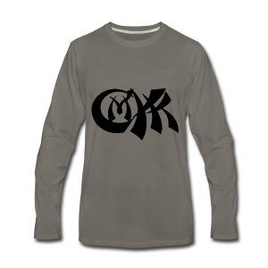 cmyk - Men's Premium Long Sleeve T-Shirt