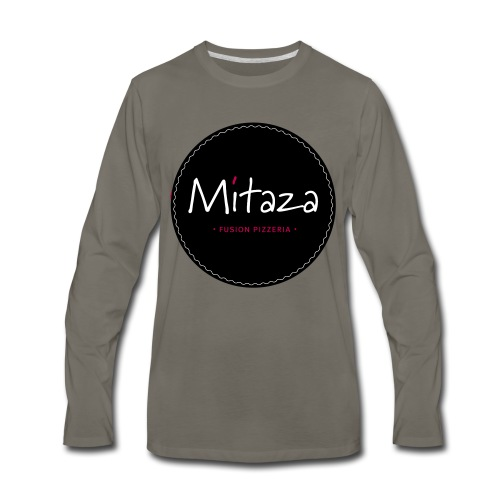 MITAZA - Men's Premium Long Sleeve T-Shirt