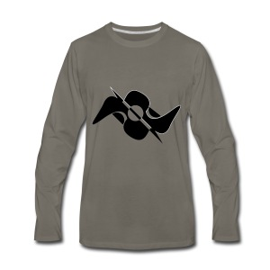 LOVE STAND - Men's Premium Long Sleeve T-Shirt