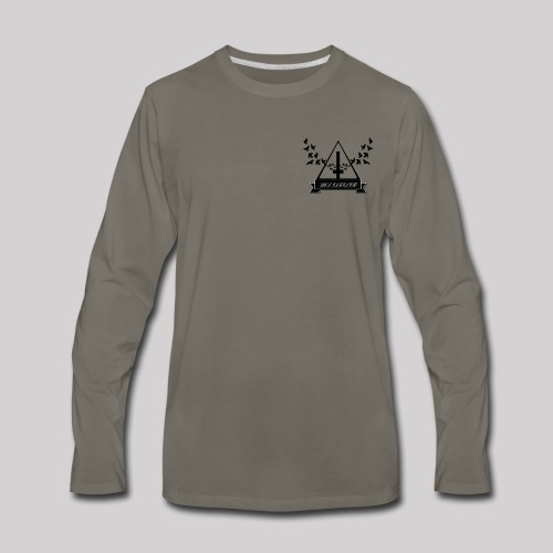 Del Infinito - Men's Premium Long Sleeve T-Shirt
