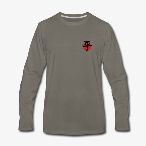 paz - Men's Premium Long Sleeve T-Shirt