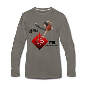 Tshirt By Kantus Salvaje - Men's Premium Long Sleeve T-Shirt