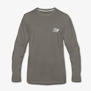 Skyz Signature - Men's Premium Long Sleeve T-Shirt