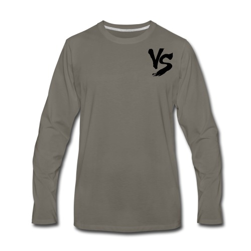 Vansh Sahdev (vs) - Men's Premium Long Sleeve T-Shirt