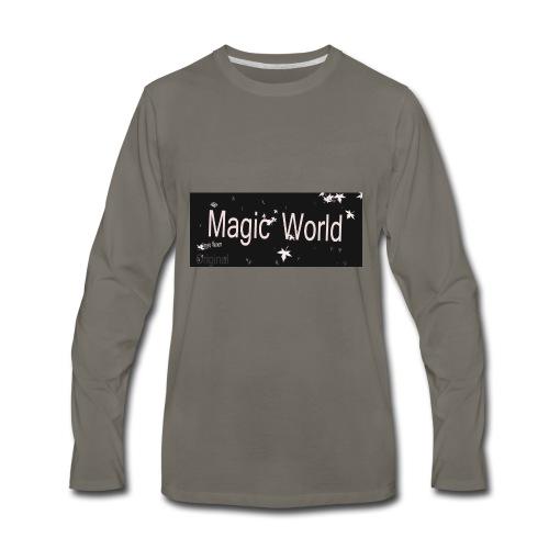 angelo Vernom - Men's Premium Long Sleeve T-Shirt
