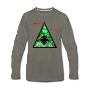 illuminati Confirmed - Men's Premium Long Sleeve T-Shirt