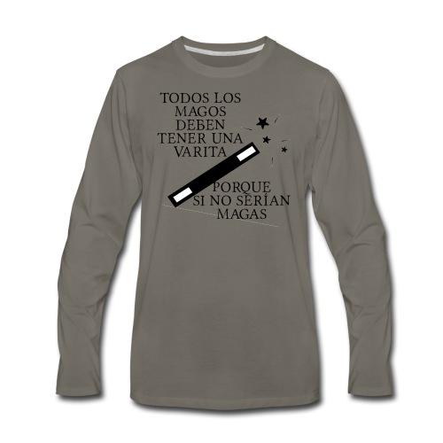 varitas - Men's Premium Long Sleeve T-Shirt
