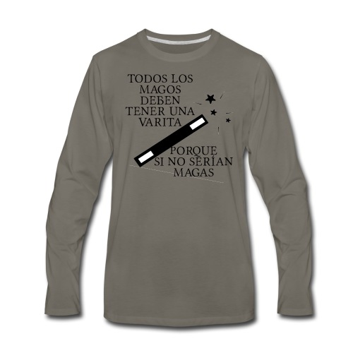 varitas - Men's Premium Long Sleeve T-Shirt