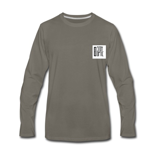 StayOptic - Men's Premium Long Sleeve T-Shirt