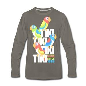 Tiki Room - Men's Premium Long Sleeve T-Shirt
