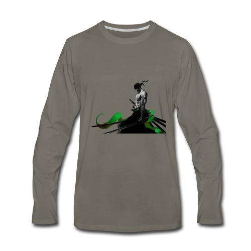 Roronoa Zoro - Men's Premium Long Sleeve T-Shirt