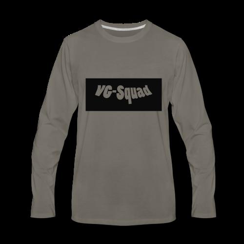 VG-Squad Apperal - Men's Premium Long Sleeve T-Shirt