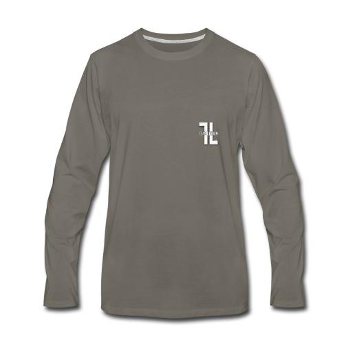 TL Logo - Men's Premium Long Sleeve T-Shirt